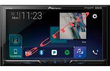 Pioneer Mvh-2400Nex 2-Din Android Auto Apple Digital Media New