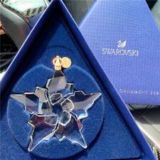 Swarovski Crystal 2021 Annual Edition Ornament 5557796 Snowflake Christmas Gift