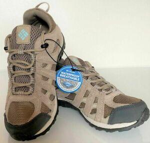 Columbia Women's Techlite Redcrest Waterproof Hiking Walking Trainer Size 5 UK