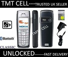 CHEAP NEW CONDTION NOKIA 6230I BLACK UNLOCKED CLASSIC BLUETOOTH CAMERA PHONE