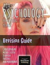 AQA Psychology for A Level Year 2 Revision Guide by Jo Haycock, Rob Liddle, Mike