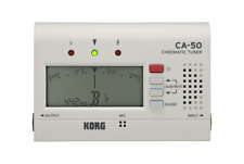 NEW KORG CA-50 Chromatic Tuner Guitar Effects Pedal w/ FREE PICK