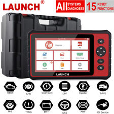 LAUNCH X431 OBD2 Car Diagnostic Tool Full Systems Automotive Scanner ABS DPF EPB