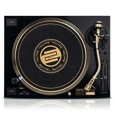 Reloop RP-7000 MK2 - GOLD Limited Edition - DJ Turntable Deck GLD Ltd Ed RP7000