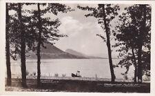 RP, Canoe on Okanhagen Lake, Penticton, British Columbia, Canada, 20-40´