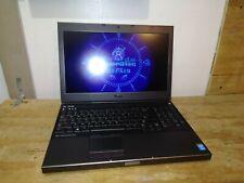 New listing Fast Dell Precision M4800 Laptop i5-4200M 8Gb 512Gb Ssd Win 10 FirePro M5100