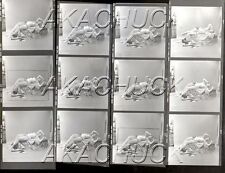 Nude Model Lying on Back HENDRICKSON Negatives Photographs & Contact Sheet D830