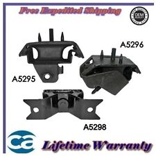 2002-2010 Ford Explorer 4.0L /4.6L Engine Motor &Trans. Mount Set 3PCS.