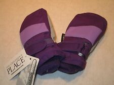 The Childrens Place Baby Girls Winter Gloves, size 6M- 12M 6-12 months NEW