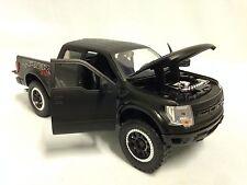 2011 Ford F-150 SVT Raptor, Collectible, Diecast 1:24 , Jada Toys, DSP, Black