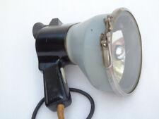 VINTAGE SHIPS BOAT YACHT SPOT LIGHT LONG RANGE SIGNALING LAMP SEARCH RESCUE