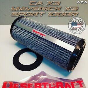 Desertcraft Premium Air Filter for Can-Am Maverick X3, Sport 1000R