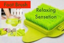 NonSlip Foot Cleaner Scrubber Massager Shower Feet Washer Bath Exfoliating Brush
