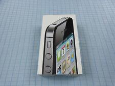 Apple Iphone 4S 16GB Schwarz! Gebraucht! Ohne Simlock! TOP! OVP!  #96