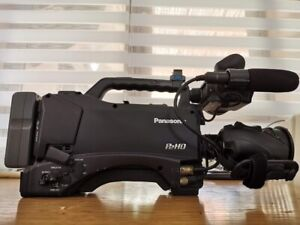 Panasonic AG-HPX370 High Definition Camcorder