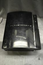 FOR PARTS ONLY Sony PS3 Play Station Console CECHE01 Backwards Compatible BROKEN
