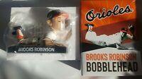 Baltimore Orioles Brooks Robinson Baseball Bobblehead Nodder 2019 SGA New w/Box