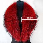 Red Women Faux Fur Collar Scarf/Shawl/Wrap Neck Warmer Warm Fashion