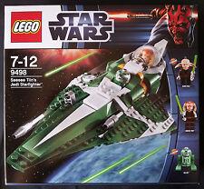 LEGO STAR WARS 9498 - SAESEE TIIN'S JEDI STARFIGHTER *NO MINIFIGURAS/NO MINIFGS*