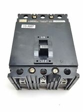 Square D Circuit Breaker 15A 3P type Fal #6260