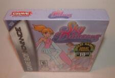 Brand *NEW* Sealed Sky Dancers (Nintendo Game Boy Advance, 2005) GBA Game