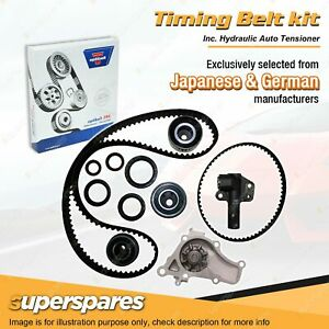 Timing belt kit & Water Pump for Volvo S60 V60 1.6L 16V Petrol 2011-ON B4164T
