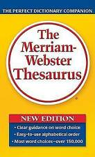 The Merriam-Webster Thesaurus-ExLibrary