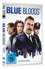 6 DVDs * BLUE BLOODS - STAFFEL /  SEASON 5 | TOM SELLECK # NEU OVP +