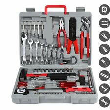 Werkzeugset 555-tlg. Knarrenkasten Steckschlüssel Ratschenkasten Werkzeugkoffer