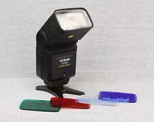 Achiever 632LCD Blitz Blitzgerät mit Minolta SR Anschluß 03487