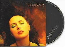 WITHIN TEMPTATION - Memories CD SINGLE 2TR EU CARDSLEEVE 2005 RARE!!