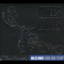From Cool To Bop - 2 DISC SET - Miles Davis (2005, CD NEUF) Deluxe ED.