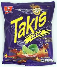 Barcel Takis Fuego 118ml (Packung 3)
