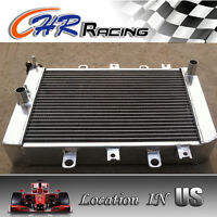 ATV ALUMINUM RADIATOR YAMAHA 4WD//EPS GRIZZLY 700//550//500 2007-2011 08 2009 2010