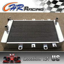 ATV ALUMINUM RADIATOR YAMAHA 4WD/EPS GRIZZLY 700/550/500 2007-2011 08 2009 2010