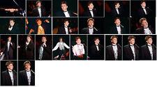 23 Barry Manilow colour concert photographs - Bournemouth 1993