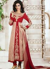 GORGEOUS ANARKALI KAMEEZ DRESS BOLLYWOOD INDIAN SALWAR SUIT PUNJABI ETHNIC