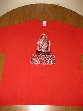 EL CHAVO del Ocho tee XL sitcom Mexico TV Roberto Gomez Bolanos 1970s retro