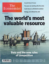 The Economist Magazin, Heft 18/2017: The worlds most valuable resource +wie neu+