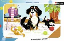 Puzzles animaux NATHAN
