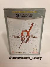 RESIDENT EVIL ZERO NINTENDO GAMECUBE - NEW SEALED PAL VERSION GAME CUBE RARE