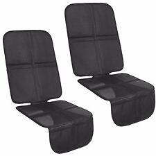 2 x Kindersitzunterlage von Steppenläufer | ISOFIX-geeignete Autositzauflage