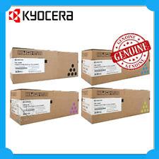 Kyocera Genuine TK-154 BK/C/M/Y (Set of 4) Toner Cartridge-> FS-C1020MFP+INVOICE