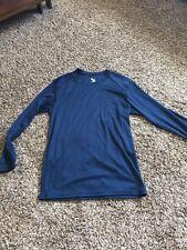 Active Wear Men's Shirt Long Sleeve Adult Small