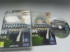 Football Manager 2013 (PC: Mac y PC, 2012)