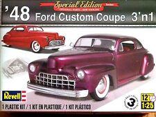 Revell Monogram 1:25'48 Ford Coupe Coche Modelo Kit Personalizado