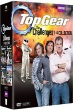 Top Gear - The Challenges Volumes 1-4 5051561033377 DVD Region 2