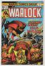 Warlock #11 (1976, Marvel) [Thanos, Magus, Gamora, Pip] Jim Starlin, Leialoha m