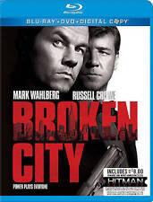 Broken City (Blu-ray/DVD, Includes Digital Copy UltraViolet Movie Money)