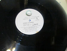 """Donna summer 12"""" quiex II pressing,state of independence/protection"""
